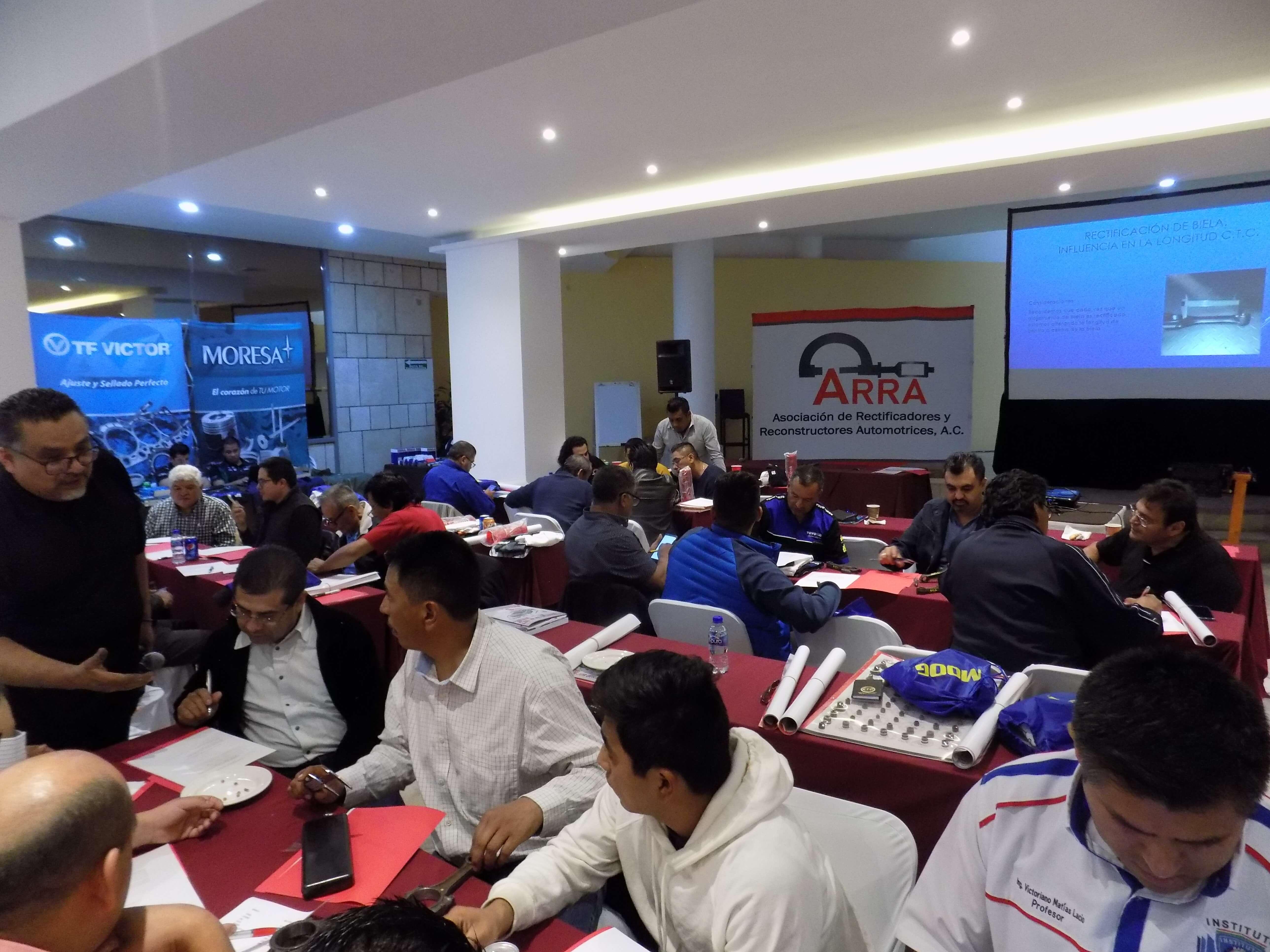 Seminario ARRA 2020 Puebla