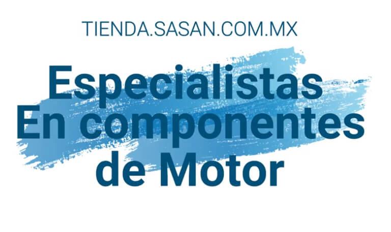 Identificación árboles de levas para Nissan 2.5 l. Diesel YD25 sin common Rail SASAN MOTOR